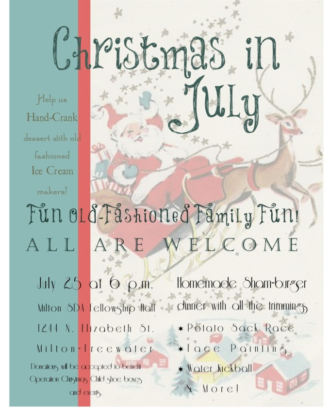 christmas in July (1)